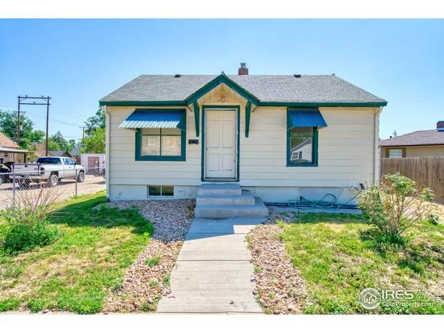 1224 4th Ave, Greeley, CO 80631 (MLS #945731) :: Jenn Porter Group