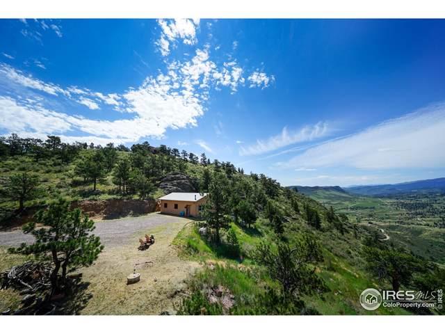1397 Gray Mountain Dr, Lyons, CO 80540 (MLS #945739) :: Jenn Porter Group