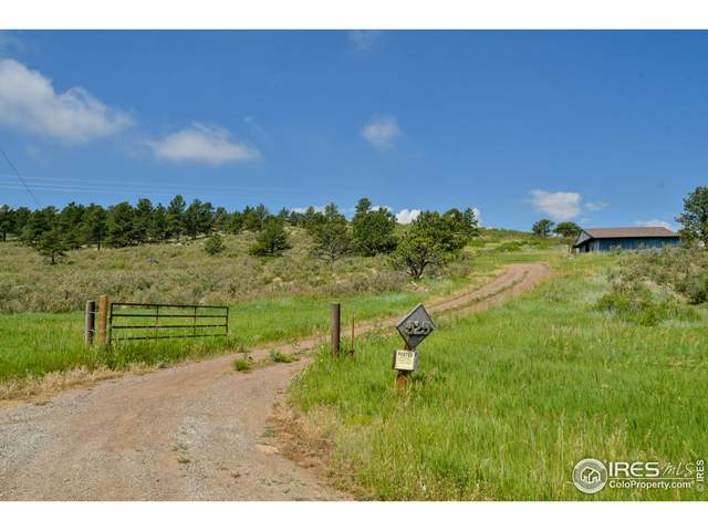 525 Southview Rd, Berthoud, CO 80513 (MLS #945741) :: Downtown Real Estate Partners