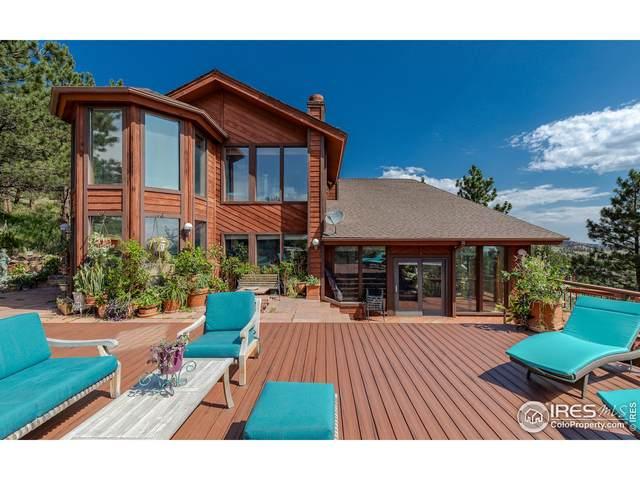 9163 Pine Ridge Ln, Boulder, CO 80302 (MLS #945753) :: Coldwell Banker Plains
