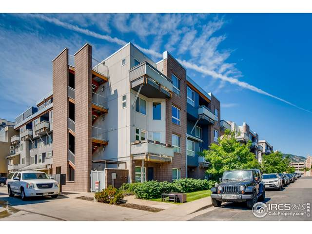 2870 E College Ave #102, Boulder, CO 80303 (MLS #945754) :: Tracy's Team