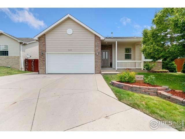 3620 Longhorn Ct, Evans, CO 80620 (MLS #945786) :: J2 Real Estate Group at Remax Alliance