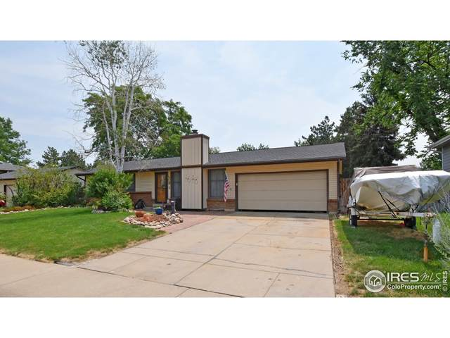 1648 34th Ave, Greeley, CO 80634 (MLS #945794) :: J2 Real Estate Group at Remax Alliance