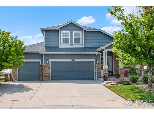 11717 Hale Ct, Parker, CO 80138 (MLS #945803) :: Tracy's Team