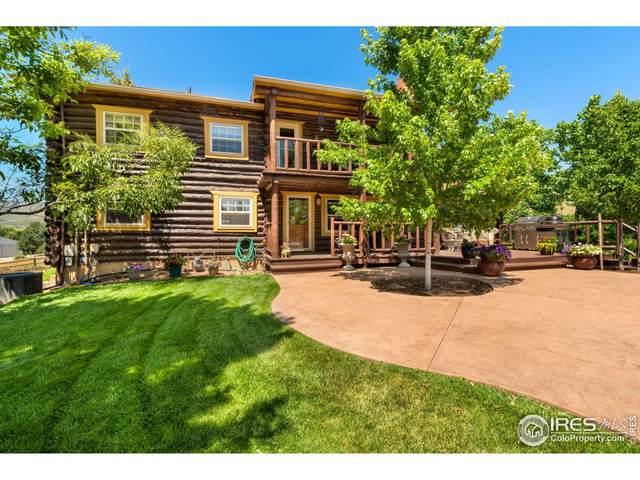 4912 Pueblo Dr, Laporte, CO 80535 (MLS #945807) :: Kittle Real Estate