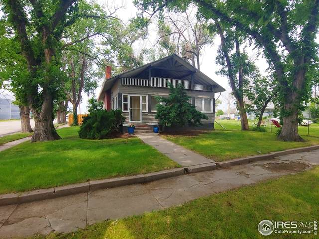 201 5th St, Crook, CO 80726 (#945816) :: Compass Colorado Realty