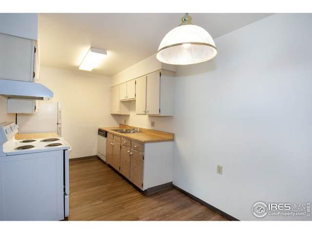 512 E Monroe Dr #411, Fort Collins, CO 80525 (MLS #945855) :: J2 Real Estate Group at Remax Alliance