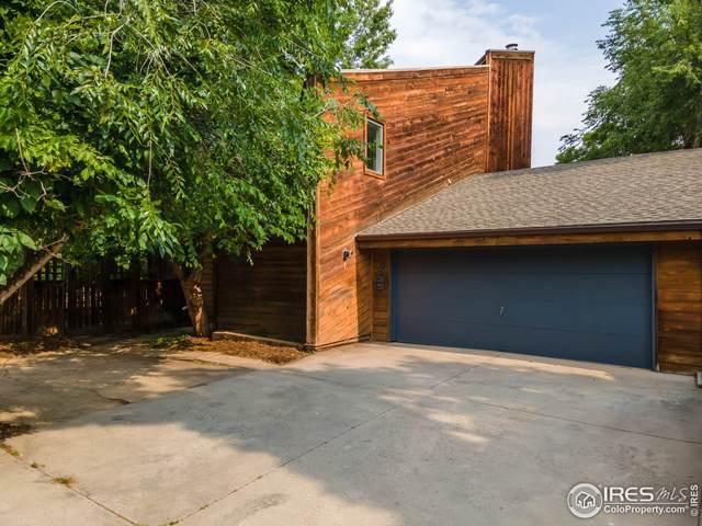 1735 Hawthorn Pl, Boulder, CO 80304 (MLS #945863) :: J2 Real Estate Group at Remax Alliance