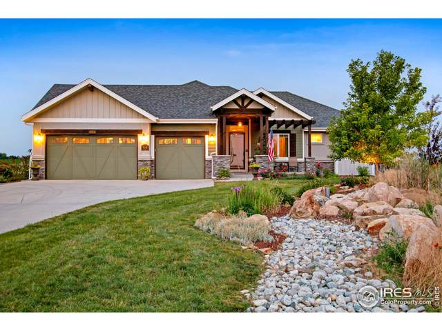 7724 Amour Hill Dr, Greeley, CO 80634 (MLS #945866) :: Keller Williams Realty
