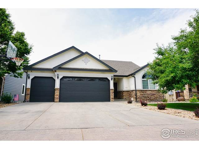 1407 60th Ave, Greeley, CO 80634 (MLS #945875) :: Tracy's Team