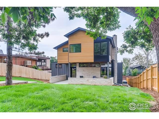 2820 5th St, Boulder, CO 80304 (MLS #945893) :: J2 Real Estate Group at Remax Alliance