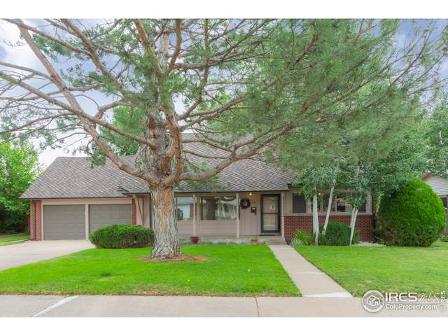 2100 21st Ave Ct, Greeley, CO 80631 (MLS #945898) :: Tracy's Team