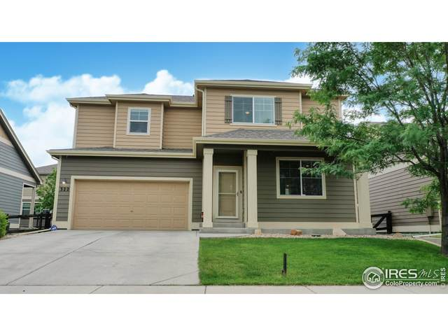 322 Newaygo Ct, Fort Collins, CO 80524 (MLS #945902) :: J2 Real Estate Group at Remax Alliance