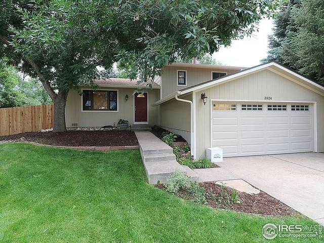 3524 Lancaster Dr, Fort Collins, CO 80525 (MLS #945903) :: Tracy's Team
