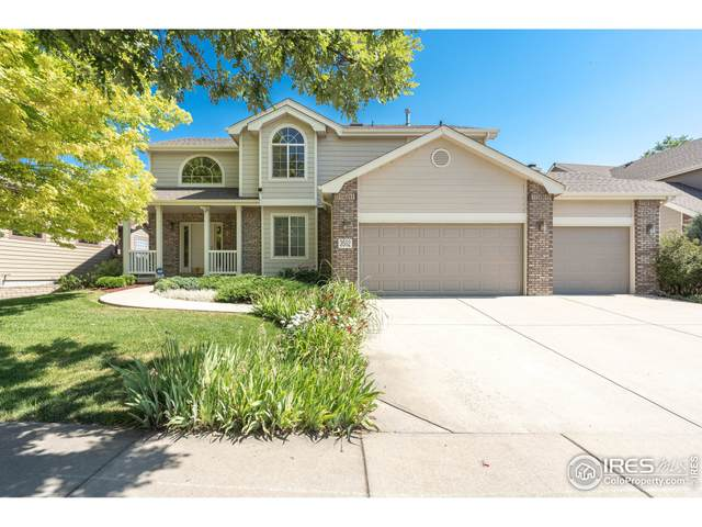 3502 Shallow Pond Dr, Fort Collins, CO 80528 (MLS #945917) :: Tracy's Team