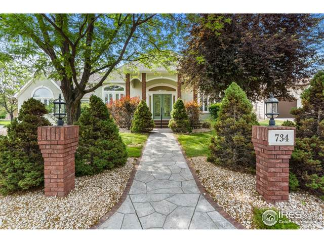 734 Rossum Dr, Loveland, CO 80537 (#945936) :: The Griffith Home Team