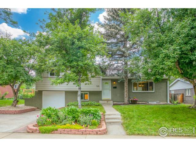 525 S 41st St, Boulder, CO 80305 (MLS #945940) :: J2 Real Estate Group at Remax Alliance