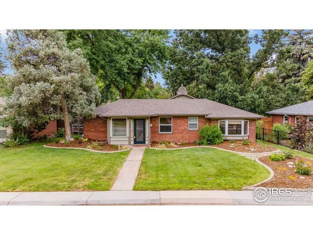 100 Circle Dr, Fort Collins, CO 80524 (#945958) :: The Griffith Home Team