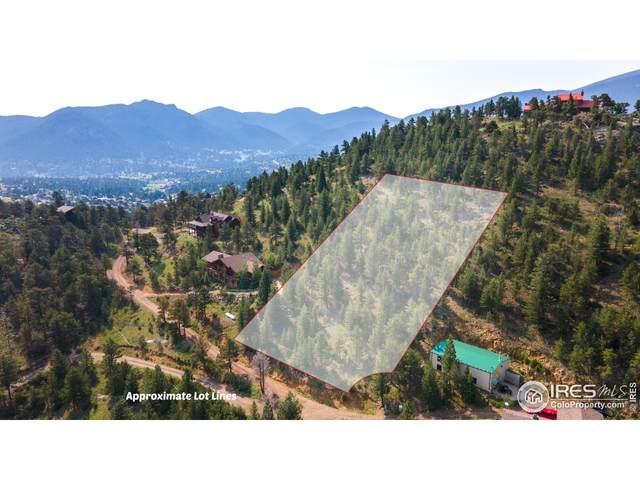 558 Upper Venner Rd, Estes Park, CO 80517 (MLS #945977) :: Jenn Porter Group