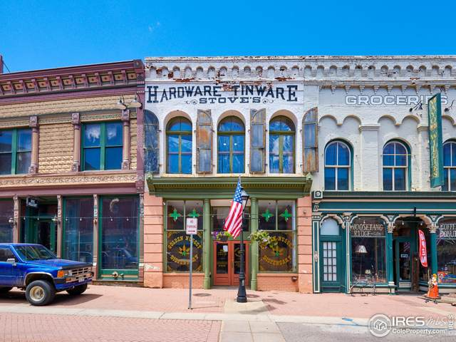 127 Main St, Central City, CO 80427 (MLS #945985) :: Tracy's Team