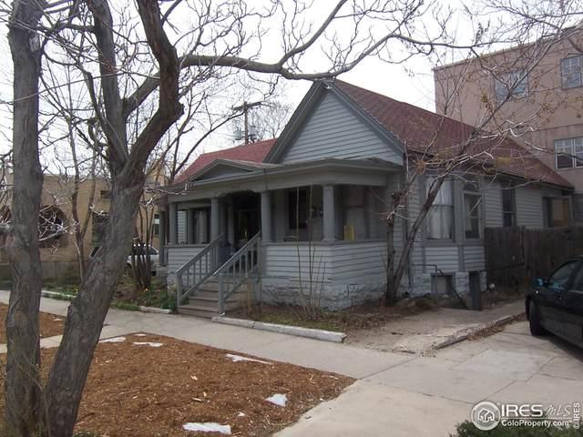 110 N Sherwood St, Fort Collins, CO 80521 (MLS #946002) :: J2 Real Estate Group at Remax Alliance