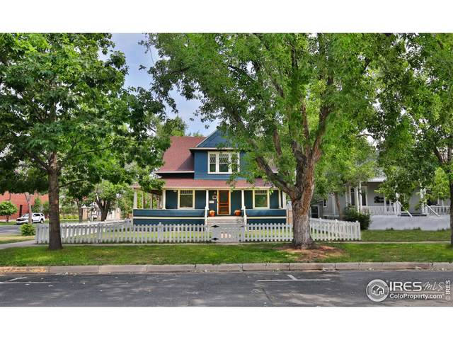 931 12th St, Greeley, CO 80631 (MLS #946005) :: You 1st Realty