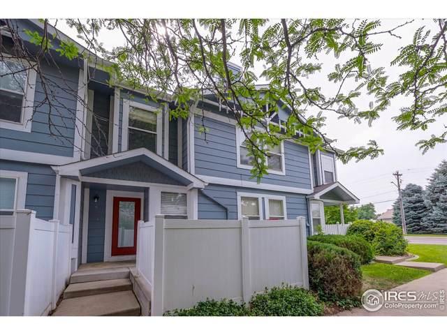1301 Baker St, Longmont, CO 80501 (MLS #946006) :: J2 Real Estate Group at Remax Alliance