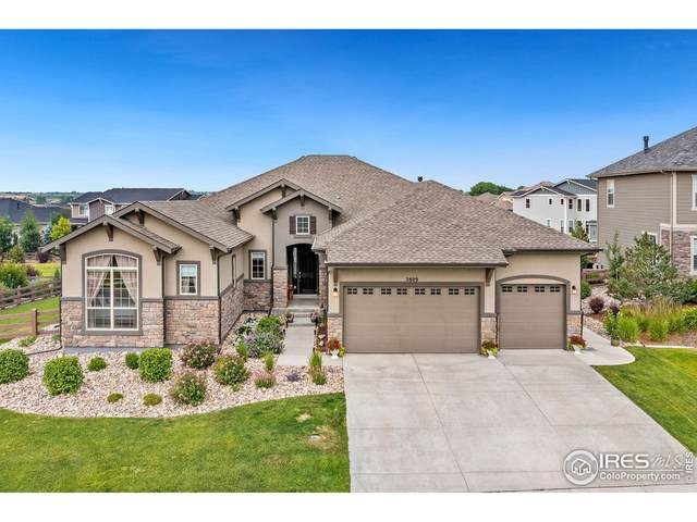 2809 Sunset View Dr, Fort Collins, CO 80528 (MLS #946010) :: Tracy's Team