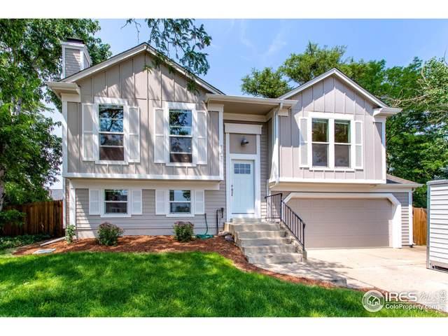 707 Sedge Way, Lafayette, CO 80026 (MLS #946013) :: Downtown Real Estate Partners