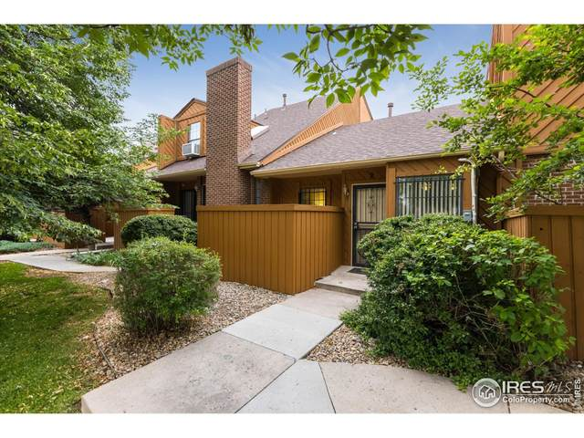 3300 W Florida Ave #2, Denver, CO 80219 (MLS #946054) :: You 1st Realty