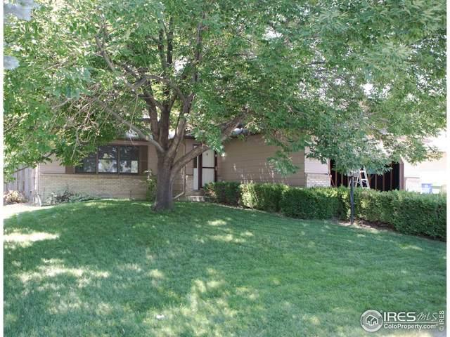 822 E 34th St, Loveland, CO 80538 (MLS #946063) :: J2 Real Estate Group at Remax Alliance