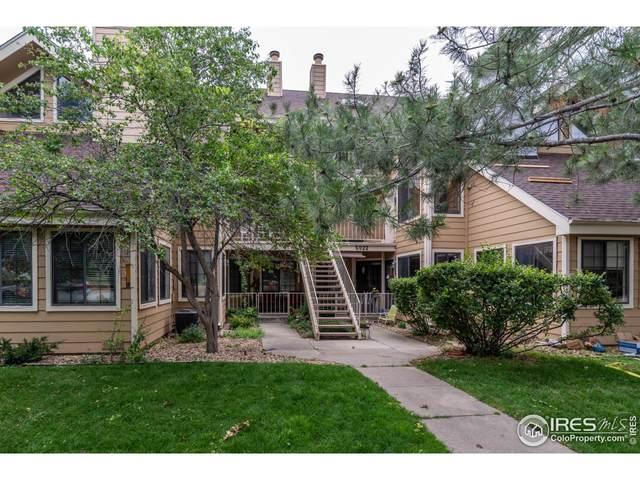 5922 Gunbarrel Ave C, Boulder, CO 80301 (MLS #946073) :: Bliss Realty Group