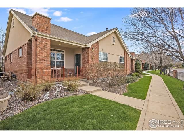 1333 Charles Dr #12, Longmont, CO 80503 (MLS #946080) :: Find Colorado