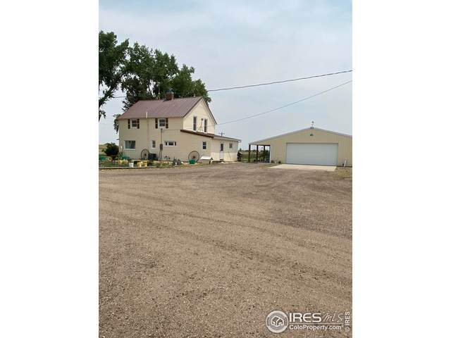 5564 County Road F, Wiggins, CO 80654 (MLS #946092) :: Downtown Real Estate Partners