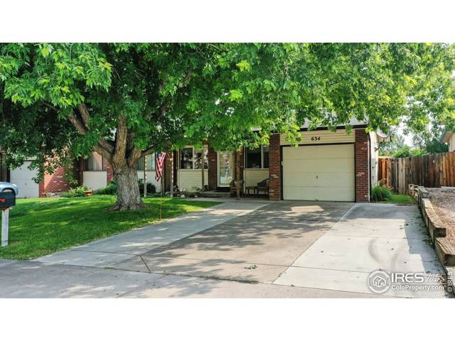 634 46th Ave Ct, Greeley, CO 80634 (MLS #946095) :: Bliss Realty Group