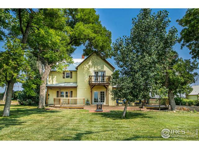 17972 County Road 15, Johnstown, CO 80534 (MLS #946110) :: J2 Real Estate Group at Remax Alliance