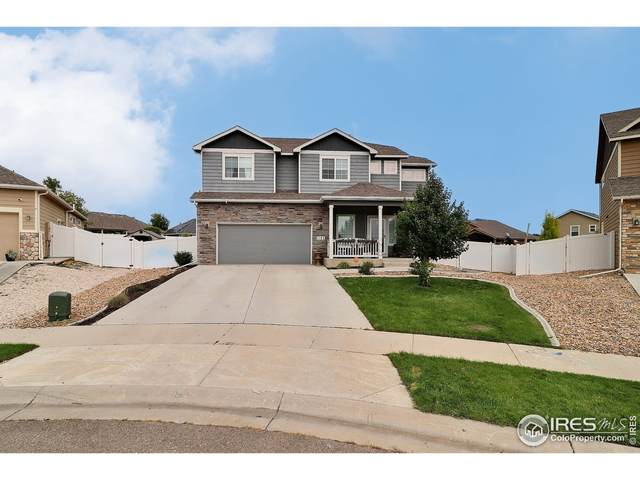 1102 78th Ave Ct, Greeley, CO 80634 (MLS #946127) :: J2 Real Estate Group at Remax Alliance