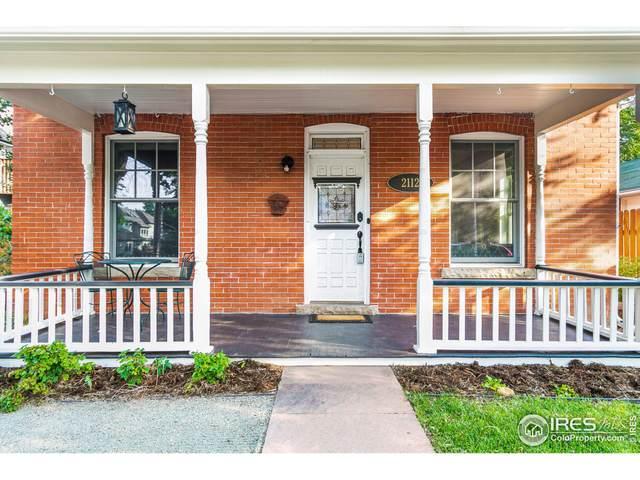 2112 Pine St, Boulder, CO 80302 (MLS #946131) :: J2 Real Estate Group at Remax Alliance