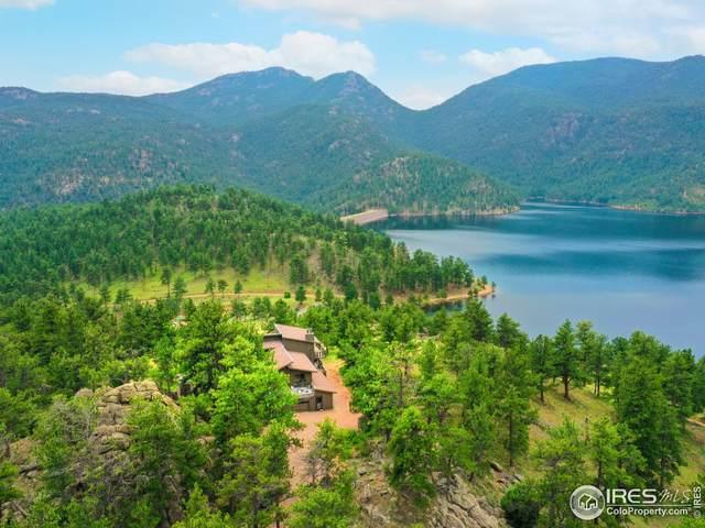 5096 Longmont Dam Rd, Lyons, CO 80540 (MLS #946132) :: Jenn Porter Group
