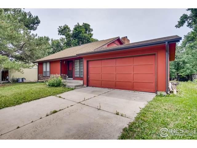 4236 Redwood Ct, Boulder, CO 80301 (MLS #946133) :: Keller Williams Realty