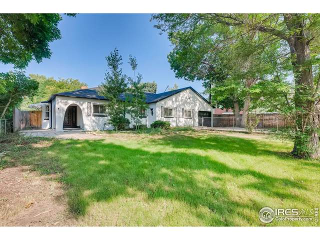 1121 Carr St, Lakewood, CO 80214 (MLS #946138) :: RE/MAX Elevate Louisville
