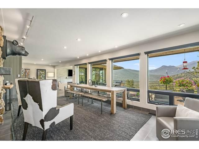 2231 Upper High Dr, Estes Park, CO 80517 (MLS #946144) :: J2 Real Estate Group at Remax Alliance