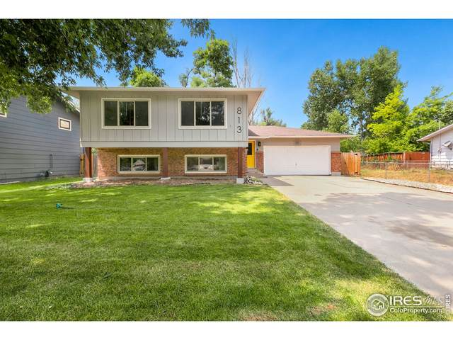 813 Timber Ln, Fort Collins, CO 80521 (#946154) :: Compass Colorado Realty