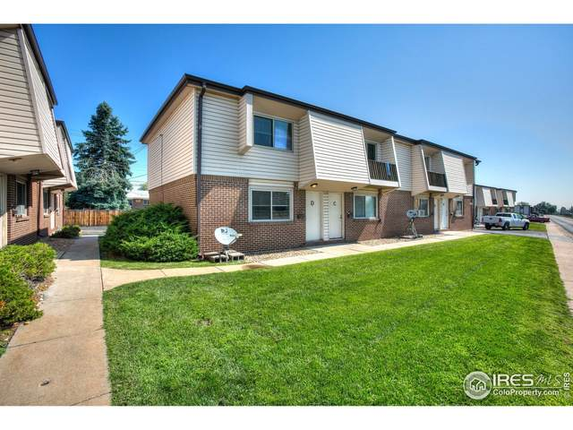 1901 28th St, Greeley, CO 80631 (#946164) :: Compass Colorado Realty
