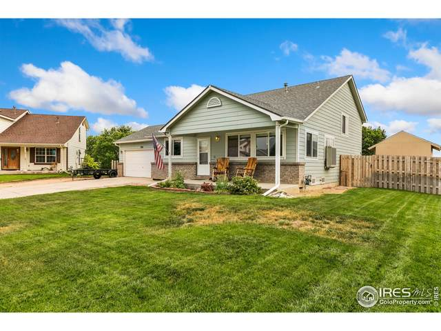 930 E 3rd St, Eaton, CO 80615 (MLS #946195) :: J2 Real Estate Group at Remax Alliance