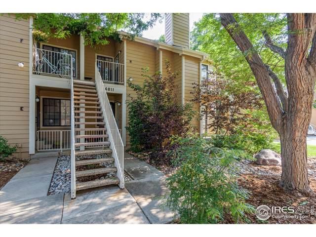 4811 White Rock Cir H, Boulder, CO 80301 (MLS #946199) :: Bliss Realty Group
