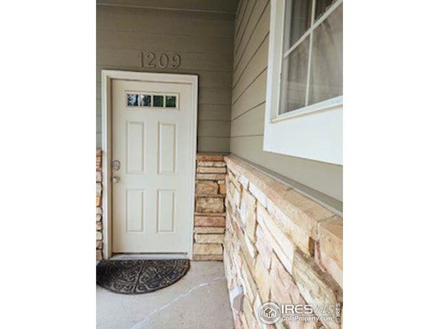 5775 29th St #1209, Greeley, CO 80634 (MLS #946223) :: J2 Real Estate Group at Remax Alliance