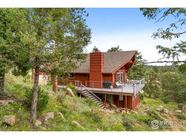 775 Haystack Dr, Livermore, CO 80536 (MLS #946226) :: Bliss Realty Group