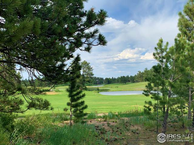 3 Fox Meadow Ln Lot 3, Red Feather Lakes, CO 80545 (#946227) :: The Griffith Home Team