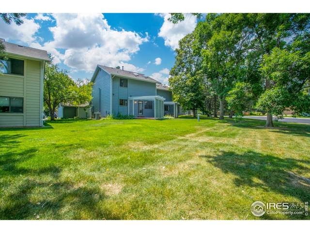 3500 Rolling Green Dr A3, Fort Collins, CO 80525 (#946233) :: Kimberly Austin Properties